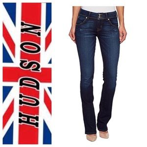 Hudson Beth Baby Boot Jeans. Size 31